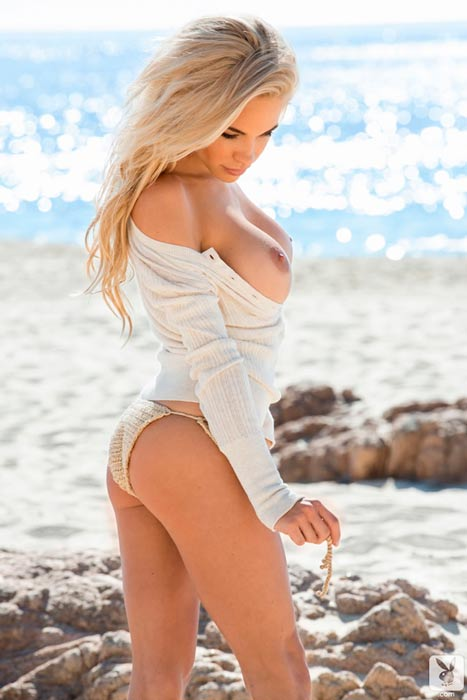 Dani Mathers Playmate Miss May 2014