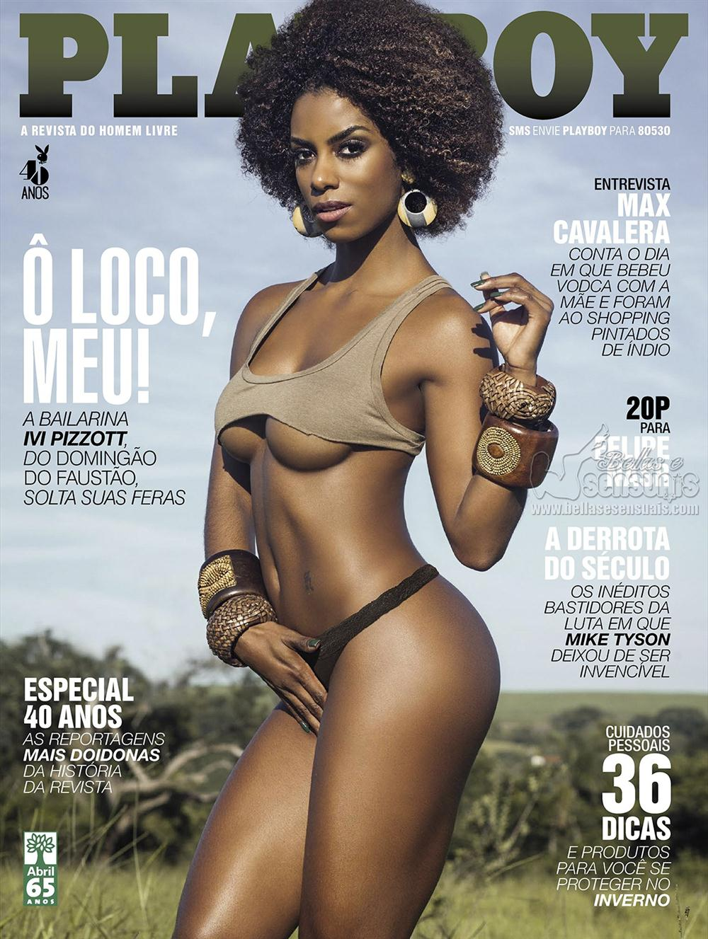 Ivi Pizzott - Playboy (1)